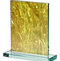 3D стеклянная панель 0806