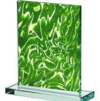3D стеклянная панель 0808