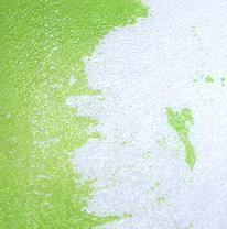 Напольная плитка liquid floor, салатовый