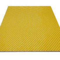 Потолочная панель Армстронг 3D золотого цвета