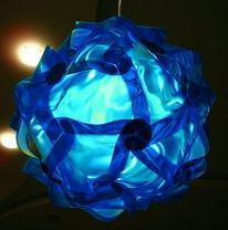 Светильник IQlight из 3d материала ПIП0805