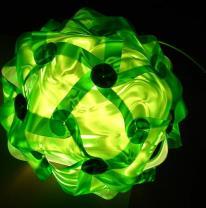 Светильник IQlight из 3d материала ПIП0808