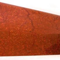 Текстурированное стекло / зеркало 80 x 40 Цвет красный