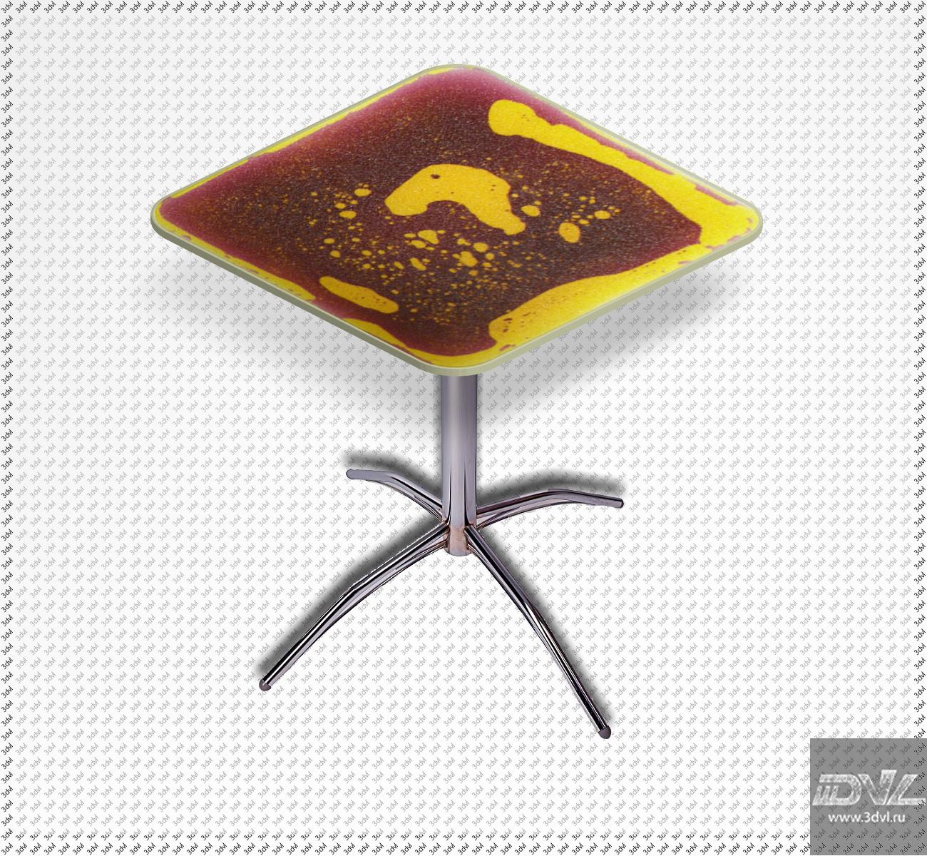 интерактивный стол для кафе и ночного клуба