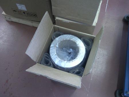 транспортировка упакованой пленки
