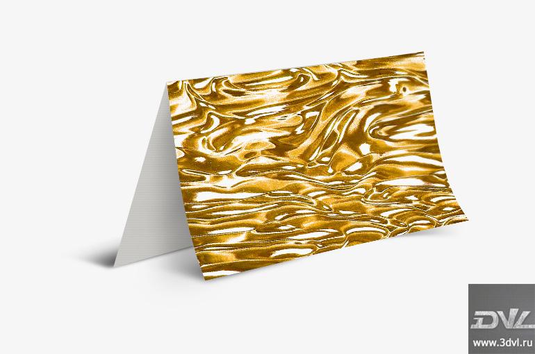 3d золотая пленка из поликарбоната для интерьера