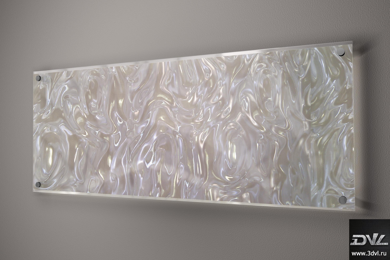 3d кухонный фартук из стекла с рисунком