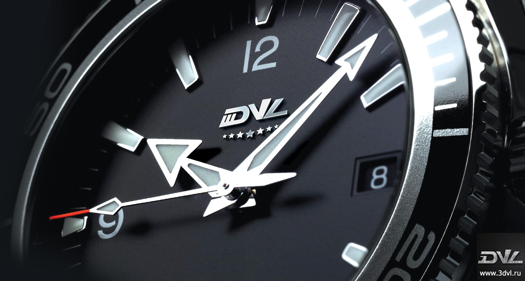 время работы компании 3DVL