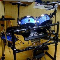 Дизайн барабанной установки ALESIS