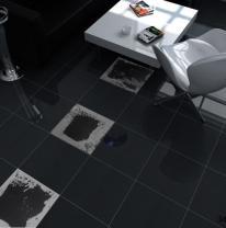 Использование живой плитки в офисном помещении