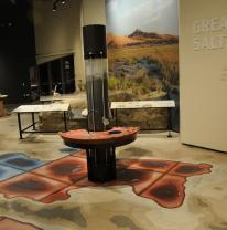 Использование живой плитки в интерактивном музее