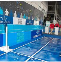 LIQUID FLOOR MUTUA MADRID OPEN 2012