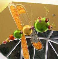 Использование 3D материалов компании 3DVL