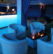Дизайн ночного клуба AQUA Nightclub