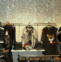 3d пленка в дизайна интерьера магазина