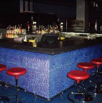 Дизайн ночного клуба с использованием 3D пленки