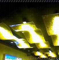 3D пленка в светильниках