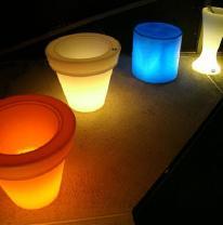 Использование живой плитки в дизайне подсветки