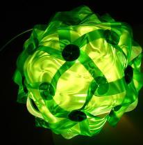 Светильник Светосфера IQlight из 3d материала своими руками