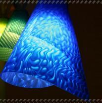 Светильники с 3DVL пленки