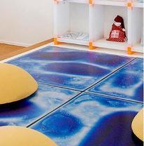 Живая поверхность surfloor в Art Hills Museum